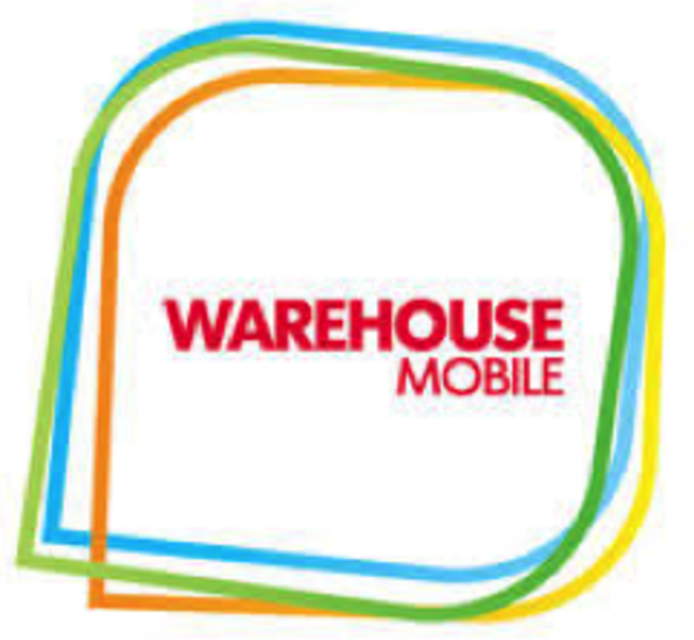 Warehouse mobile $10 × 2 top up voucher