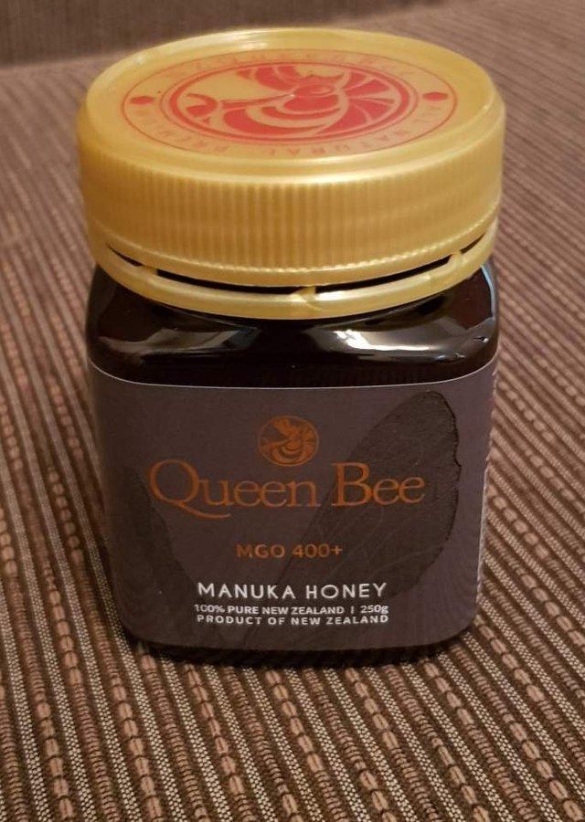 100% NZ Pure Manuka Honey MGO 400+ 250g Special price